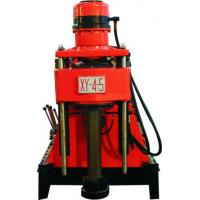 Buy cheap XY-4-5 Spindle Rotatory Engineering Drilling Rig / Micro Piling Machine from wholesalers