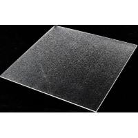 Buy cheap Orange Peel Textured Acrylic Sheet-Stipple Acrylic Sheet from wholesalers