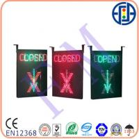 Buy cheap 700x500mm Red Cross and Green Arrow from wholesalers