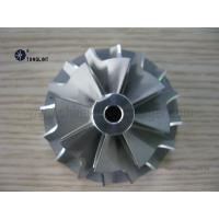 Buy cheap TO4B TB31 TB34 Turbocharger Compressor Wheel 409179-0018 for  cartridge 408077-0102 product