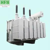 Buy cheap Large Capacity Electrical Power Transformer Three Phase High Voltage Reliable Operation from wholesalers