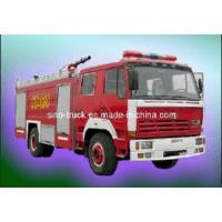 Buy cheap Hongyan Special Truck Water Tank Fire Fighting Truck from wholesalers