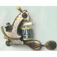 Buy cheap Top Handmade Authentic Damascus Tattoo Machine Liner from wholesalers