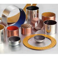 Buy cheap ISO 9001 Approved Yellow POM Bushing Lead Free With Boundary Lubricating from wholesalers