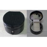 Buy cheap high quality trolley case luggage PU leather from wholesalers