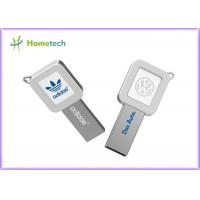 Buy cheap Key Shape Metal Usb Flash Drive Genuine Full Memory Supports Password Protection from wholesalers
