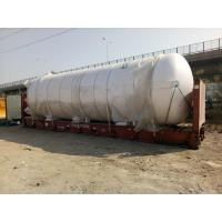 Buy cheap 30m3 Cryogenic industrial CO2 storage tank Liquid CO2 tank price from wholesalers