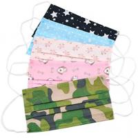 Buy cheap Breathable Child Friendly Face Masks , Disposable Kids Cough Mask product