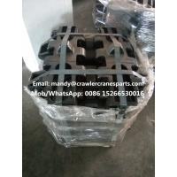 Buy cheap RUSTON BUCYRUS RB30 Track Shoe / Track Pad for Crawler Crane Undercarriage Parts from wholesalers