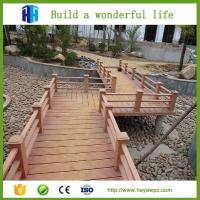Buy cheap HEYA wpc wood plastic composite co-extrusion decking outdoor boards supplier from wholesalers