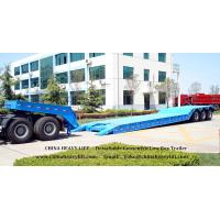 Buy cheap CHINA HEAVY LIFT Detachable Gooseneck Lowboy Trailer from wholesalers