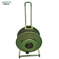 Buy cheap Tactical Fiber Optic 500m Rotary Joints Cable Reel from wholesalers