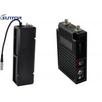 Buy cheap Mobile Networked Long Range Wireless Video Transmitter , Cofdm Video Transmitter MIMO 2*2 product