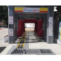 Buy cheap Automatic car washing equipments with Flat belt conveyor/Automated stainless tunnel car wash from wholesalers