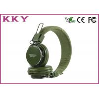 Buy cheap Comfortable Bluetooth Headphones With Mic For Android 2.402~2.480GHz RF Frequency from wholesalers