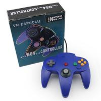 Buy cheap Assorted Colors N64 Game Controller Analog Control Stick  Long 6ft Cable Cord from wholesalers