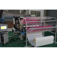 Buy cheap 1.6 Meters Duvet Single Head Quilting Machine Low Maintenance 3.5KW Rating Power product