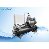 Buy cheap Emerson Energy Saving Water Cooled Central Chillers For Residential Building from wholesalers
