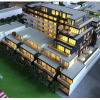 Buy cheap 1:100 Scale Building 3d Model For Apartment, Professional Architectural Model Supplies from wholesalers