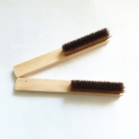 China non sparking hand tools brass brush with long wood handle on sale