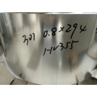 Buy cheap SUS301-CSP EH (Cold Rolled Stainless Steel Strip For Springs) (JIS G 4313) from wholesalers