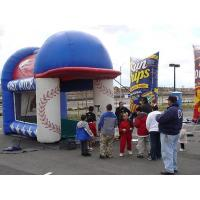 Buy cheap Customized Inflatable Booth Tent with Blower for Sprots and Trade Show from Wholesalers