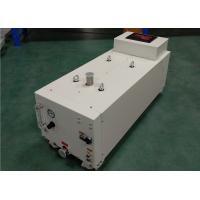 Dry Screw Industrial Vacuum Pumps , Degassing / Drying Process Oilless Vacuum Pump