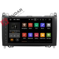 Buy cheap 2 Din Mercedes Sprinter Dvd Player , Mercedes A Class Dvd Player Heat Dissipation product