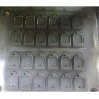 Buy cheap silicone rubber compression mould from wholesalers