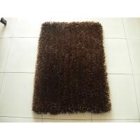 Buy cheap Plush Polyester Shaggy Carpet Floor Rug from wholesalers