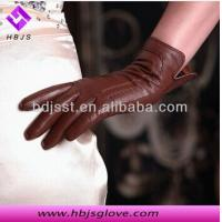 Buy cheap fashional women sheepskin leather gloves from wholesalers