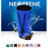 Neoprene Promotional Six Pack Beer Can Cooler Bag
