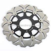 Buy cheap Aluminum Motorcycle Brake Disc Rotor Brake Kawasaki Z 1000 ZX10R CNC Milling product