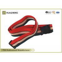 Buy cheap Resusable Plastic Nylon Webbing Straps With Black Buckle Professional from wholesalers