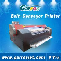 Buy cheap Stretchable Cotton Printing Machine Direct to Textile Printer 1.8m Textile Belt Printer from wholesalers