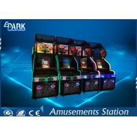 Buy cheap Electronic Arcade Basketball Game Machine Coin Operated Shooting Hoops from wholesalers
