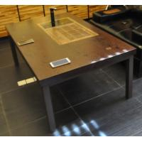 Buy cheap Modern Classic Chinese Tea Table / Wireless Charger Table for Cell Phone from wholesalers