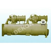 Buy cheap Centrifugal water cooled chiller Twin compressor  from wholesalers