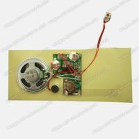 Buy cheap 30s Recordable Module For Greeting Cards from wholesalers