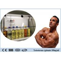 Buy cheap Finished Injectable Anabolic Steroids Liquid Testosterone Cypionate 100mg/Ml Test Cypionate Oil from wholesalers