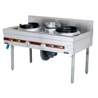 Buy cheap CS-1880 Beijing style cooking range size 1.8m from wholesalers