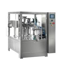 Buy cheap Manufactory premade pouch packaging machine for powders from wholesalers