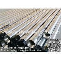 Buy cheap Steel stainless pipe TP304 API 5CT K55 grade 6 5/8 seamless casing pipe from wholesalers