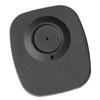 Buy cheap High quality plastic alarming tag EAS RF black security tag for supermarket anti-shoplifting from wholesalers