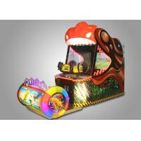 Buy cheap Visual 3D Shooting Ball Arcade Games Machines With Ticket Rewards from wholesalers