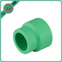 Buy cheap No Calcification Plastic Pipe Socket 20 - 110 MM Size Long Life Span from wholesalers