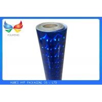 Buy cheap Seamless Joint Holographic Lamination Film , 3D Multi Lens Bopp Holographic Film from wholesalers