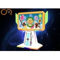 Buy cheap Coin Operated AR Game Machine 55 Inch Screen With More Than 70 Pcs Games from wholesalers