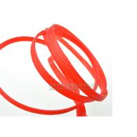 Buy cheap Wire Management Flame Retardant Cable Sleeve Custom Width For Electronics from wholesalers