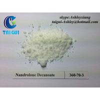 Buy cheap Nandrolone Decanoate Deca Durabolin Durabol Deca Steroids Powder CAS: 360-70-3 from wholesalers